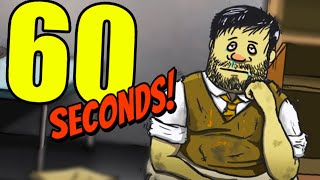 CABIN FEVER | 60 Seconds #1