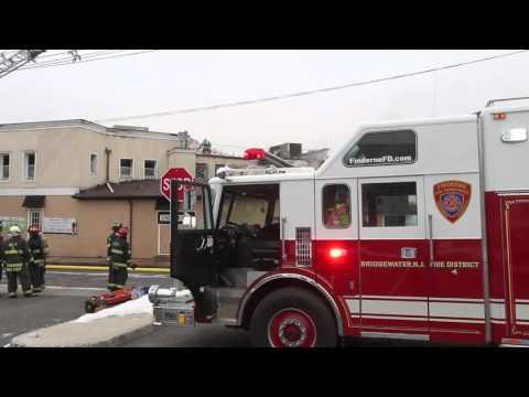 South Bound Brook restaurant hit with serious fire