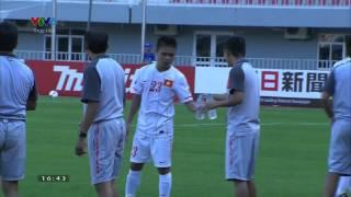 Trực tiếp U19 Châu Á: U19 Việt Nam - U19 Hàn Quốc