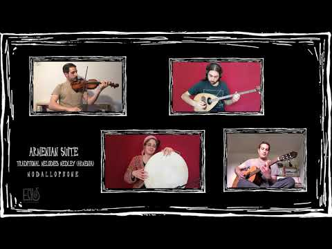 ModAllophone - Armenian Suite