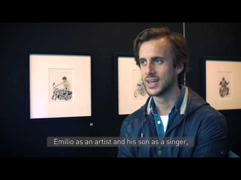 100 Cool Riders Exhibition at FIM HQ