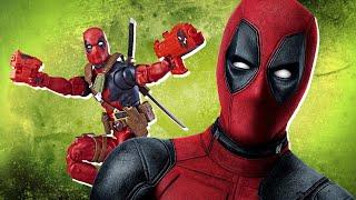 Deadpool 2 Cast Designs Their Own Action Figures