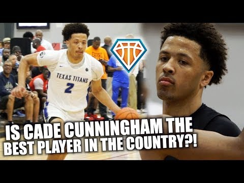 Cade Cunningham Looked Like the BEST PLAYER IN THE COUNTRY This Summer!! | Nike EYBL Highlights
