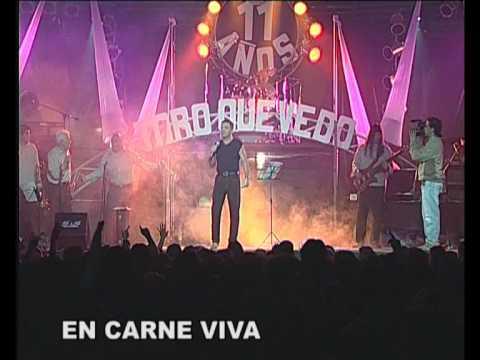 TORO QUEVEDO - EN CARNE VIVA