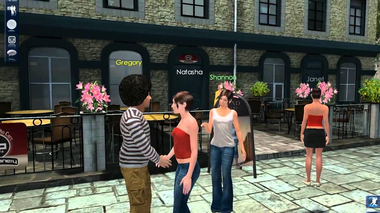 virtual mmorpg sex game
