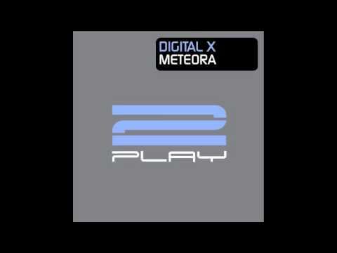 Digital X - Meteora (Dutchie's Trance Hop Remix)