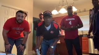 Pt. 1 | 2019 Iron Bowl Reaction | Hilarious | Die Hard Fans
