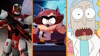 Fall Games FAILING? + South Park: Is it Good? + Szechuan Traded for CAR - The Know