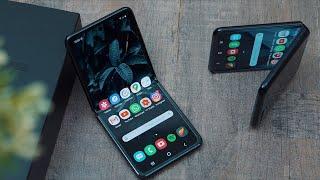 vidéo test Samsung Galaxy Z Flip par Steven