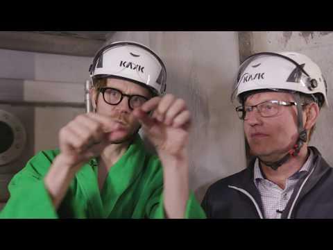 Så funkar VA SYD med Anders och Måns - så funkar ett vattentorn