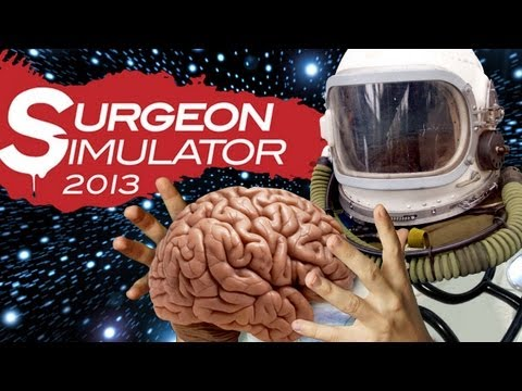 SPACE SURGERY - Surgeon Simulator 2013 (Full Version) - Part 4 (Final) - Smashpipe Games