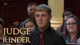 An Employee Takes His Boss to Court Over a Prank | Judge Rinder