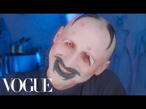 Inside Spooky Kid's Extreme Beauty Routine | Vogue