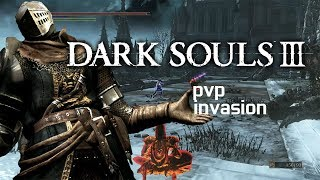 why i love Dark Souls 3 PvP invasions....