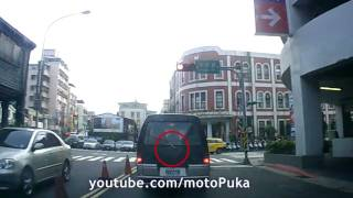 100 Motorcycle Crashes - Driving in Asia