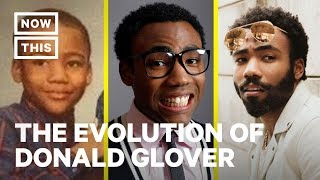 How Donald Glover Became Childish Gambino | Evolution Of | NowThis