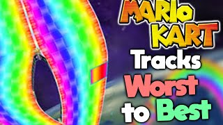 Ranking Every Mario Kart Track