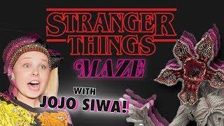 Universal Studios Halloween Horror Nights With Jojo Siwa!!