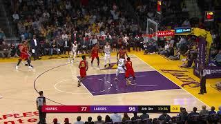 Dwight Howard Full Play vs Atlanta Hawks | 11/17/19 | Smart Highlights
