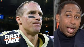 The Saints should be worried about losing to the Falcons - Stephen A. | First Take