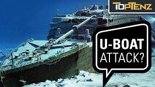 10 Conspiracy Theories About the Titanic