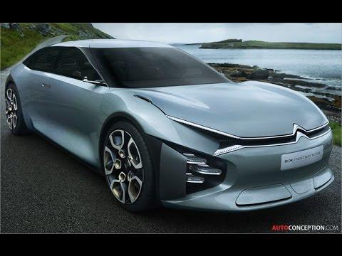 Car Design: Citroën CXPERIENCE CONCEPT