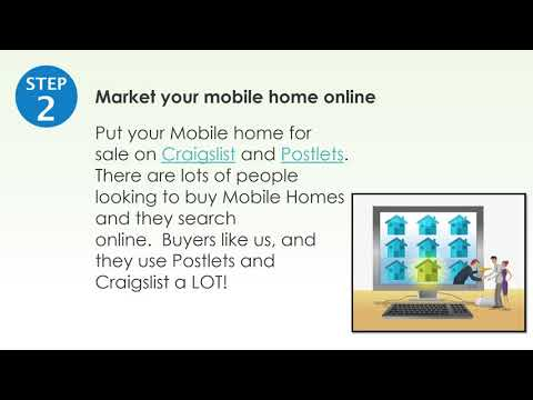 Sell my mobile home in Houston ?  To a Mobile Home Buyer in Houston ?