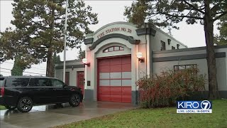 VIDEO: Man who bought ?residential? firehouse sued by Seattle - for using as residence