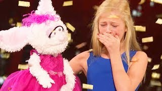 The Most Emotional Golden Buzzer Moment in History! *VERY EMOTIONAL* (Americas Got Talent)