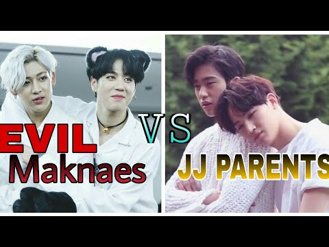 GOT7 maknae line special || Evil maknaes Vs JJ Parents