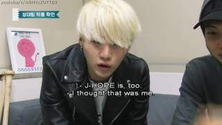 ENG SUB BTS shots fired at JIN for being quiet, fat and ugly   BTS reacts to their photoshoots