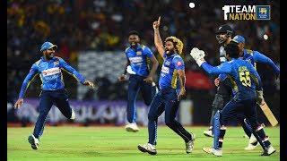 Lasith Malinga's 4 in 4 | 3rd T20I Full Highlights