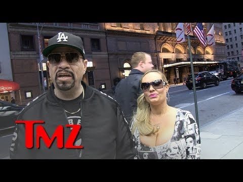 Ice-T and Coco Bristle at Being Compared to Kim Kardashian and Kanye West