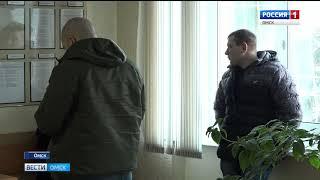В Омске судят двух молодых людей, напавших на посетителя торгового центра
