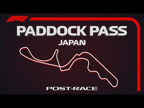 F1 Paddock Pass: Post-Race at the 2019 Japanese Grand Prix