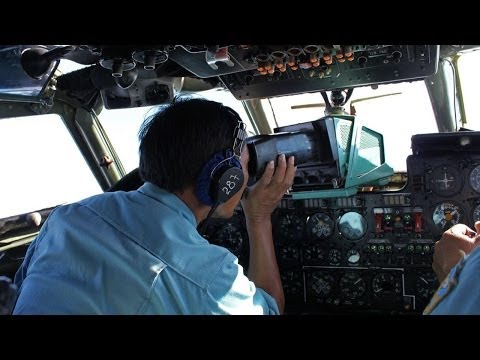 Authorities: Flight MH370 May Have Tried to Turn Around