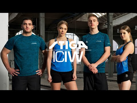 STIGA clothes collection 2019 - Powered by ICANIWILL