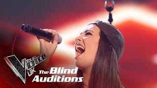 Lauz's 'A Little Less Conversation'   Blind Auditions   The Voice UK 2019