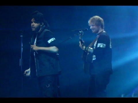 Dark Times - The Weeknd ft. Ed Sheeran - Toronto
