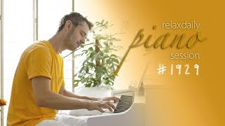 Calm Piano Music - peaceful music to write, think and reflect [#1929]