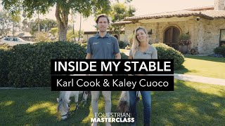 Inside My Stable: Karl Cook & Kaley Cuoco