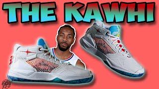 New Balance The KAWHI! Kawhi Leonard's First Signature Shoe!?