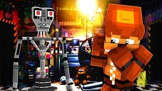 Minecraft FNAF: A New Friend!!! Night 9 (Minecraft FNAF Ultimate Custom Night Roleplay)