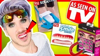TESTING WEIRD AS SEEN ON TV PRODUCTS!