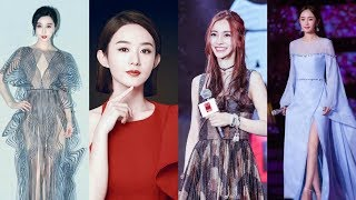 Những khoảnh khắc đắt giá nhất của mỹ nhân Hoa ngữ năm 2017