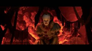 It 2017 Pennywise dancing and deadlights scene