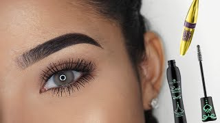 4 BEST DRUGSTORE MASCARAS