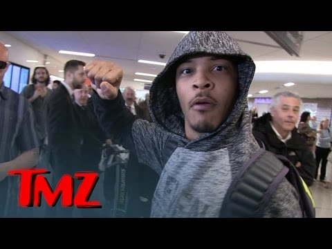 T.I. -- Real Americans Support Beyonce's Super Bowl 'Protest