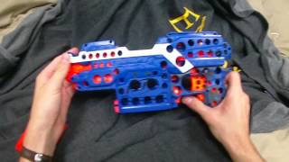 draculina s first nerf mod the boreas cs 12 youtube musicbaby