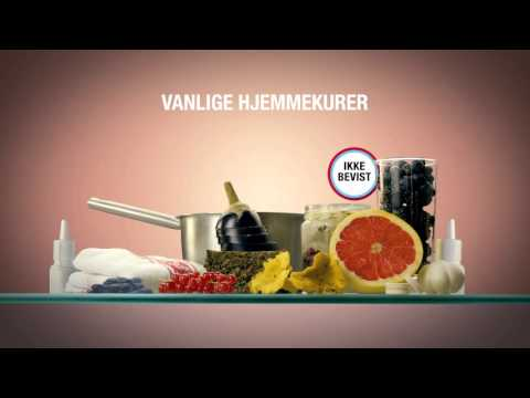 COLDZYME Commercial Norway